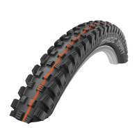 Llanta SCHWALBE 27.5X2.35 (60-584) Montaña MAGIC MARY Performance AddiX S.Gravity Negro Doblable TLE