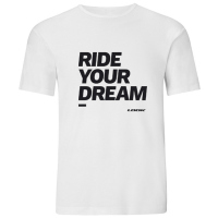 Playera LOOK Blanco Dream Hombre Talla Grande (00022455)