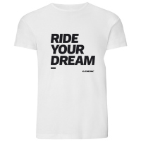 Playera LOOK Blanco Dream Mujer Talla Mediana (00022450)