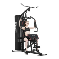 Aparato de ejercicio STINGRAY gimnasio home gym pro