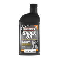 Aceite FINISH LINE SHOCK OIL para Suspension 15WT 16oz/475mL S15164801