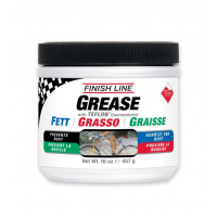 Grasa FINISH LINE PREMIUM GREASE 1Lb/450g Teflon G00014801