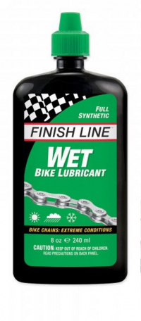 Lubricante FINISH LINE HUMEDO 8oz/240mL WL0080101