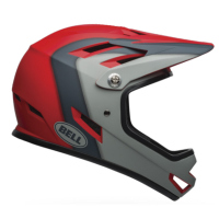 Casco BELL Freeride SANCTION Gris/Rojo Talla:M (55-57cm) 7100157