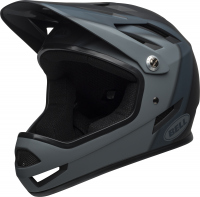 Casco BELL Freeride SANCTION Negro/Gris Talla:M (55-57cm) 7100129