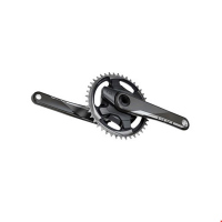 Multiplicacion SRAM Ruta RED AXS POWER 50D 172.5 Carbon 1x D1 DUB sin-BB Negro 00.3018.209.172