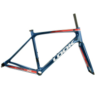 Cuadro con Tijera Ruta LOOK 765 OPTIUM RS R700 Rim Azul Metalico MY19 Talla:MM 20610
