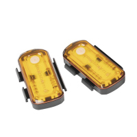 Luz BLACKBURN GRID SIDE BEACON Laterales USB 85 Lumens Amarillo 7108801