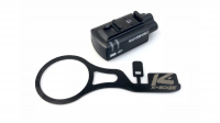 Montura K-EDGE Para Junction Box Di2 Negro K13-370-BLK